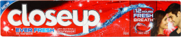 Close Up Anti-Bacterial Toothpaste Red Hot | 145g