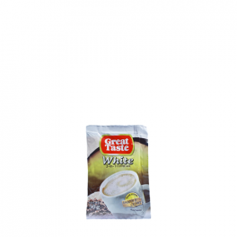 Great Taste White 3-in-1 Coffee Mix Twin Pack   30g 10pcs