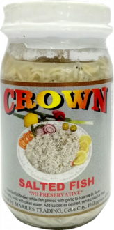 Crown Salted Fish Iodized | 250g