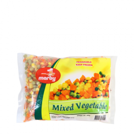 Marby Mixed Vegetables | 500g