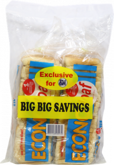 MARBY BUDGET LOAF 2PC 320G