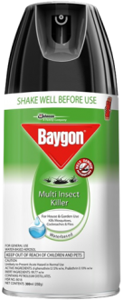 Baygon Multi Insect Killer Water Based | 300ml