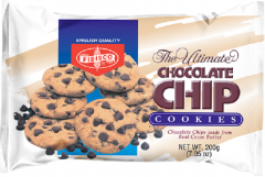 Fibisco The Ultimate Chocolate Chip Cookies | 200g